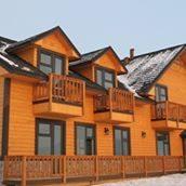Биг Скай лодж / Big Sky Lodge